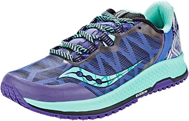 saucony koa tr zapatillas de trail running para mujer violet